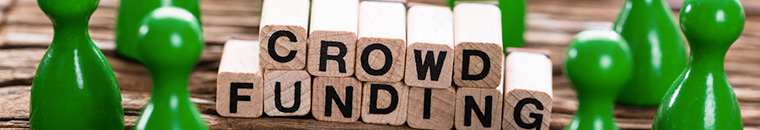 find the right type of crowdfunding for your organization