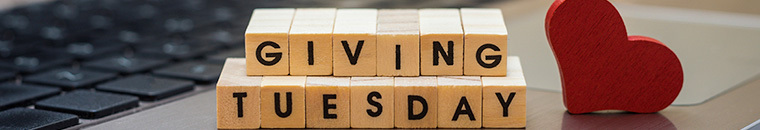 everyone can be a part of givingtuesday